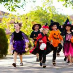Children with Allergies and Asthma and Trick-or-Treating