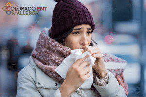 how does cold weather affect ent issues
