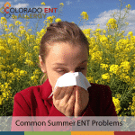 Common Summer ENT and Allergy Problems